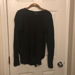 Anthropologie long sleeve shirt